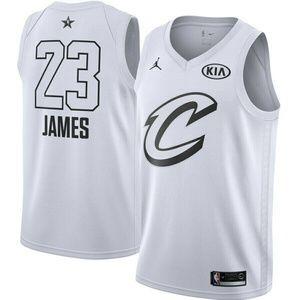 Nike Swingman Jersey LeBron James #23 AllStar NWT